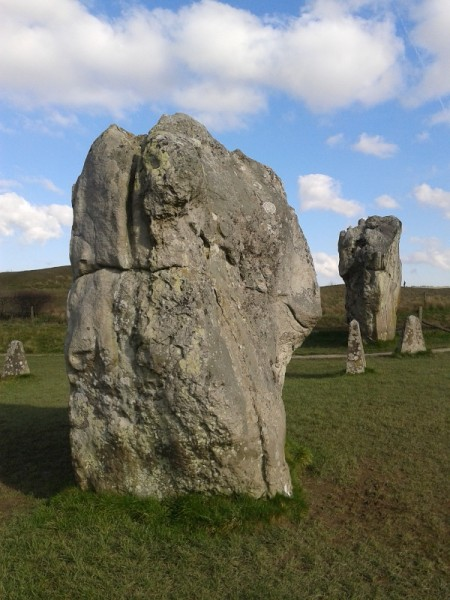 Sarsen stones, Avebury