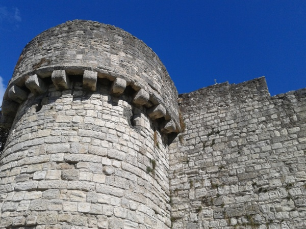 Southampton old town walls