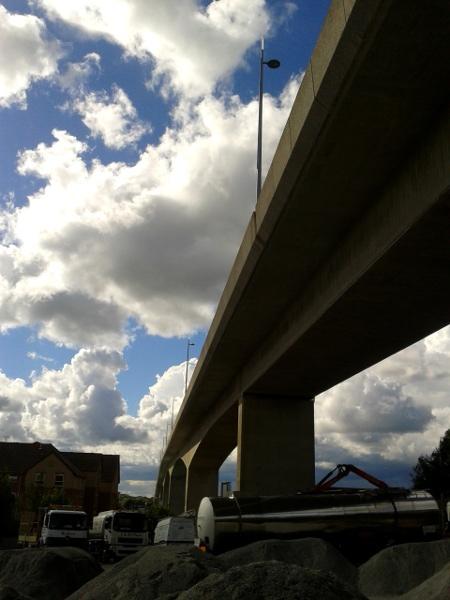 Itchen Bridge three